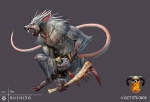 Rat by dinmoney