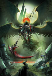 Angel of Death by dinmoney