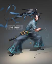 Aethier - Shin by dinmoney