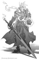 Din - sketch by dinmoney