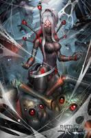 BRL: Spider Clan Hero by dinmoney