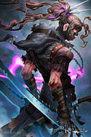 BRL: Blade Acolyte by dinmoney