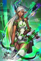 FA: Archery Instructor by dinmoney