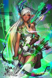 FA: Archery Instructor NSFW by dinmoney