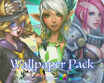 FA: Wallpaper pack 1 by dinmoney