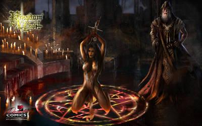 Kingdom of Light Issue 3: Messiah by DeimosComics