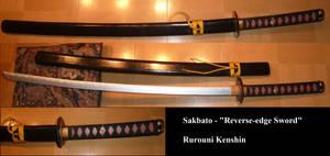 Sakabato - Rurouni Kenshin by Solvash