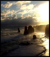Nature's Twelve Apostles by kausca