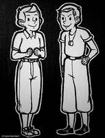 Tintin and Scout by XxTheSmittenKittenxX