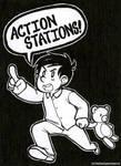ACTION STATIONS! by XxTheSmittenKittenxX