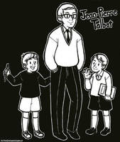 Jean-Pierre Talbot Teacher Appreciation by XxTheSmittenKittenxX