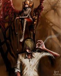 Look and die by hyrohiku