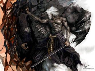 The Uchiha's Fight by hyrohiku