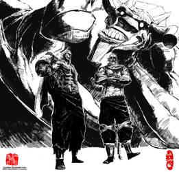 Da Brothers by hyrohiku