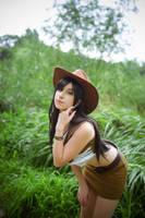 Young Tifa Lockhart - Final Fantasy VII by RicaRaion