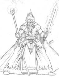 Bright Wizard by Demongrinder