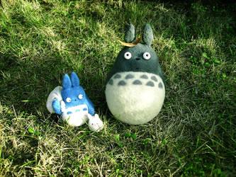 My Neighbor Totoro by Yulhen