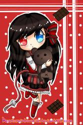 Nicole Fukushima - Kiwisuu CE by heartzrainbow412