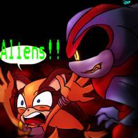 Aliens!! by PrincessJey