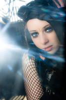 Miss Black Sunset II by SaphirNoir
