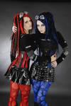 The Cosmic Twins I by SaphirNoir
