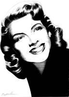 Rosemary Clooney by Viktalon
