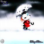 Cadpig(Queridinha) Heavy rain by Craig-Kun-Bp