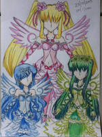 Mermaid Melody - Super Ultra Gorgeous Form by vivian274