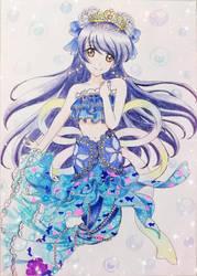 Birthday Princess Lily~ *Inspiration Sonoda Umi* by vivian274