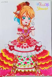 Marigold Valentine Coord by vivian274