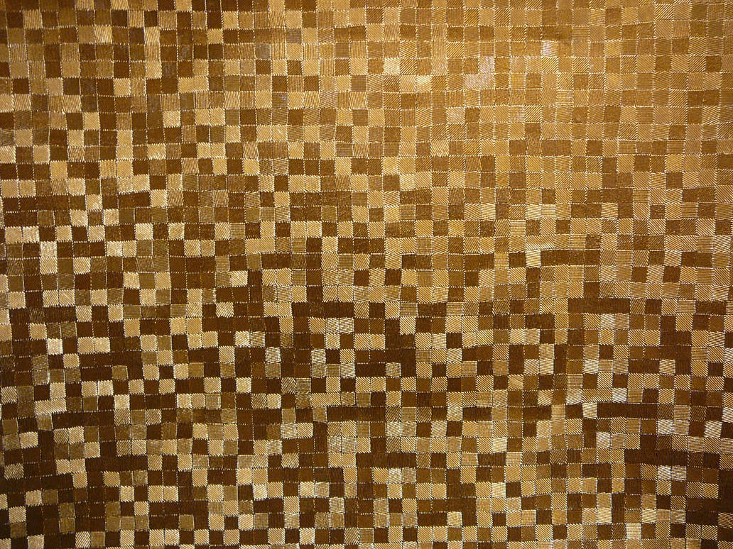 Gold Mosaic Tile Texture Stock by Enchantedgal-Stock