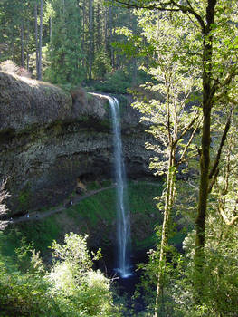 Waterfall OR Landscape Stock by Enchantedgal-Stock
