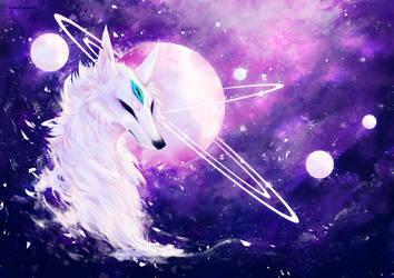 Child of Cosmos by GeistVIRUS