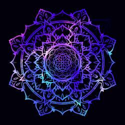 Mandala VII by GeistVIRUS