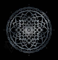 Mandala X by GeistVIRUS