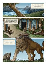 Wild Fangs - Page 01 by Tenaga