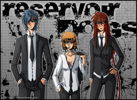 Reservoir Dogs by Tenaga