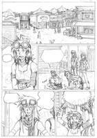 Hunters J special - page 01 by Tenaga