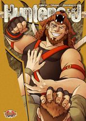 Hunters J - 02 - COVER by Tenaga