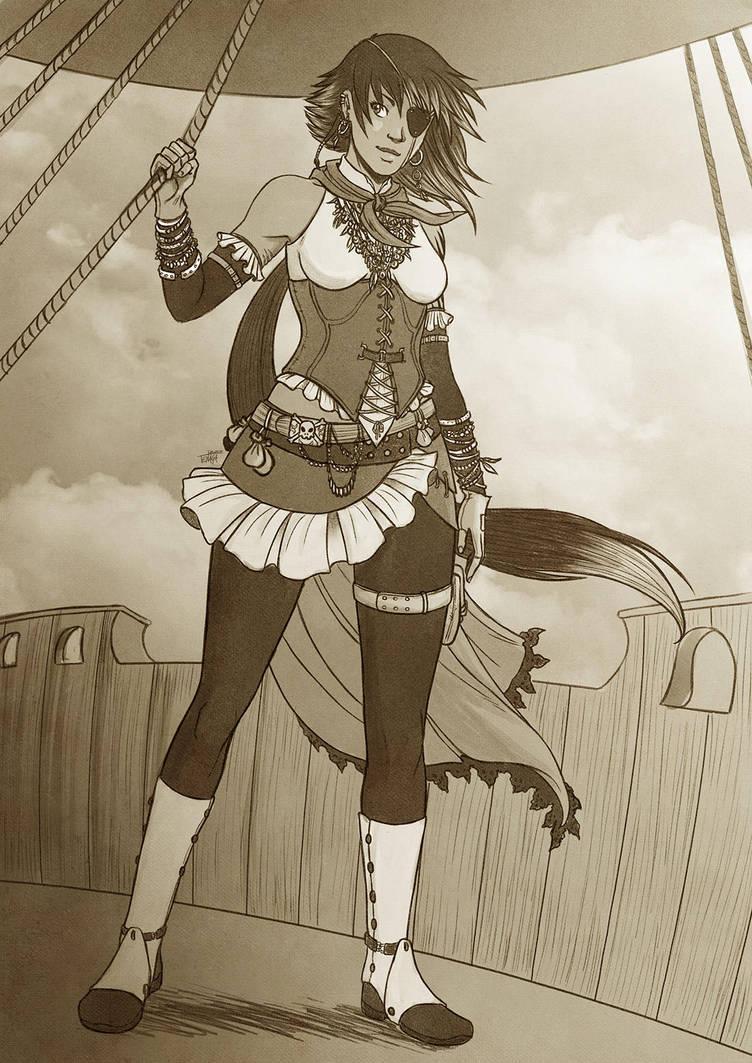 Chloe - new outfit by Tenaga