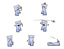 TDcomics - Archery is Fun by Vorgus