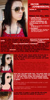 photoshop vector tutorial by Joshbiserovic