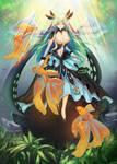[Contest Entry] Marina by UsagiAya
