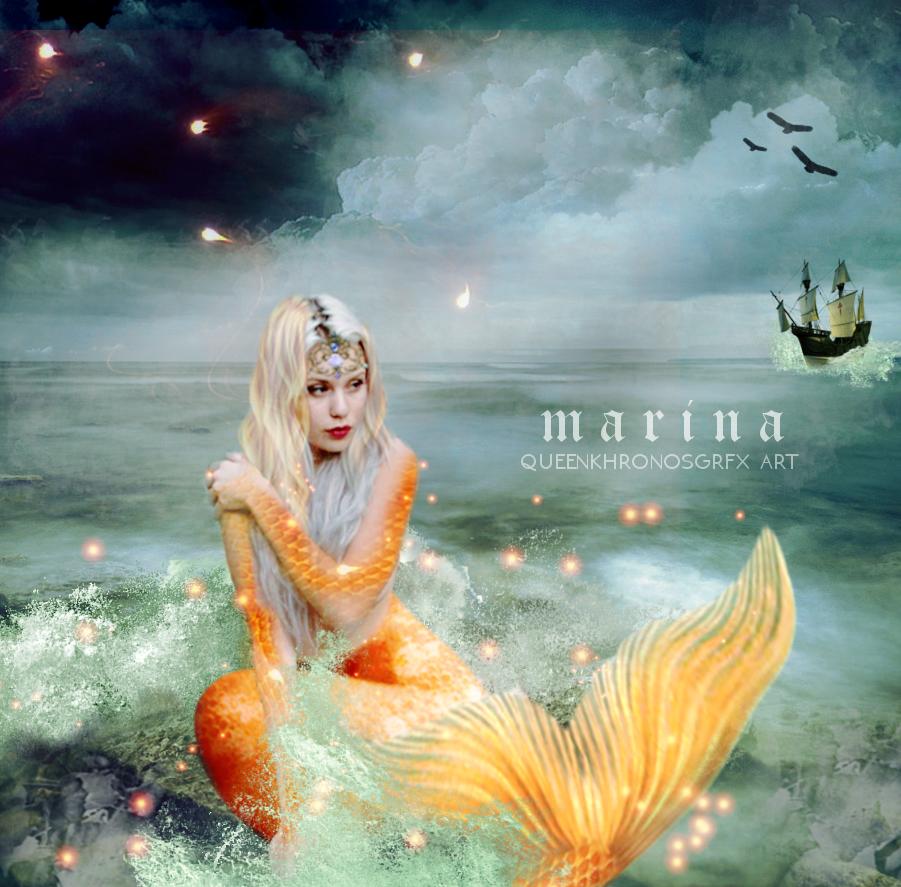 marina by wickedwitchkhronos