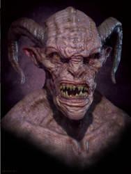 Demon Concept II by mrthirdeyeching