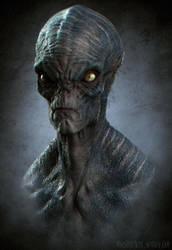Alien Speed by mrthirdeyeching