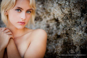 A Smile From a Veil? by DarkOceanDream
