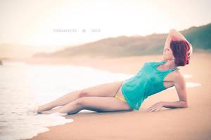 Beach VI by fionafoto