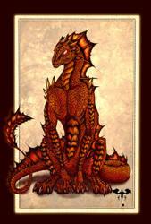 Sea dragon by turel
