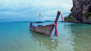 Thailand, Krabi, Railay. by fly10